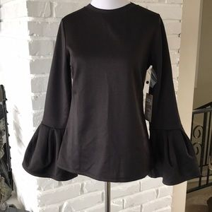 Tops - Halogen Bell Sleeve Top Small
